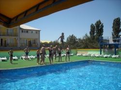 Тренировочно-оздоровительные сборы 2011